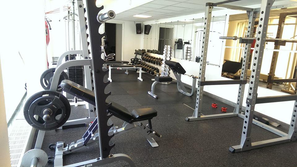 Gym fr olofshöjd